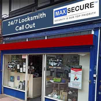 Locksmith store in West Ealing